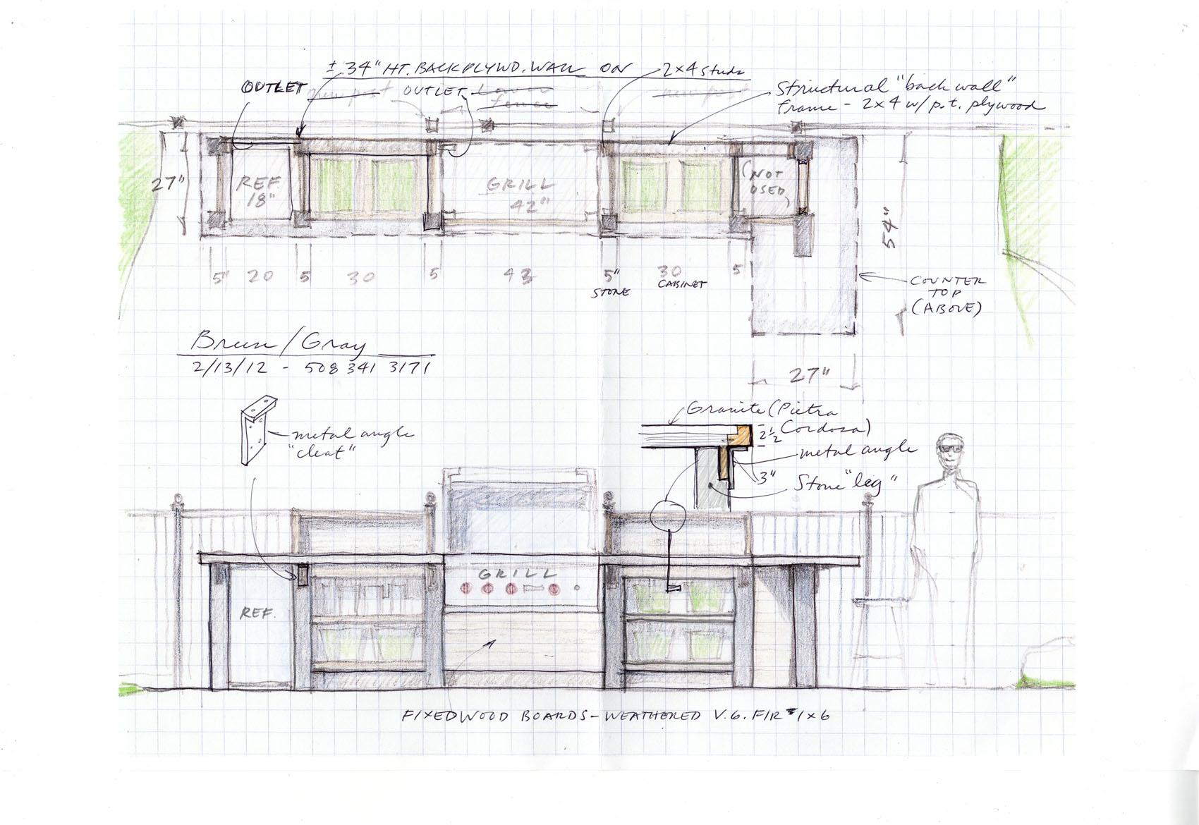 Kitchen Dwg